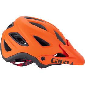Giro Montaro MIPS Helmet matte deep orange/warm black